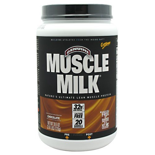 Cytosport Muscle Milk Chocolate 2.48Lb ( Multi-Pack)