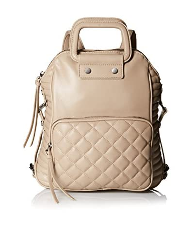 Steve Madden Women's Schoold Convertible Backpack, Taupe