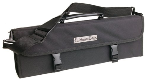 The Ultimate Edge 2001-10BN 10-Piece Knife Case, Black