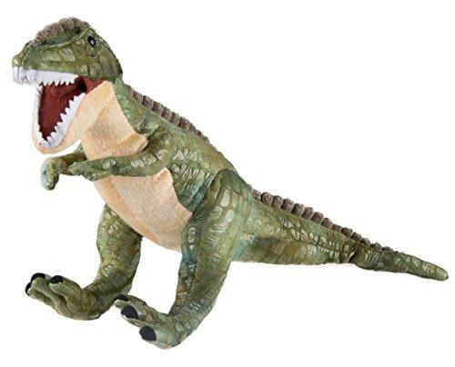 Premium Plush Green Tyrannosaurus Rex (T rex) Dinosaur Stuffed Animal