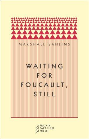 Waiting for Foucault, Still (Paradigm (Chicago, Ill.), 1.)