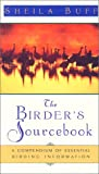 The Birder's Sourcebook (1558212787) by Buff, Sheila
