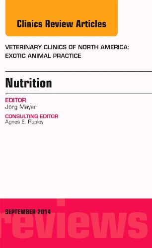 Nutrition, An Issue of Veterinary Clinics of North America: Exotic Animal Practice, 1e (The Clinics: Veterinary Medicine)