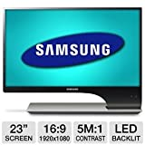 Samsung S23A950D 23-Inch Class 3D LED Monitor -Silver