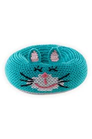 Joobles Organic Baby Rattle - Kitty Katz