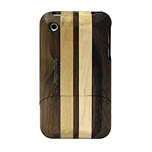 CaseCrown Apple iPhone 3G 3GS Timber Glider Case (Walnut/Maple) NEW MODEL!