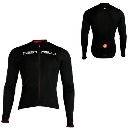 Buy Low Price Castelli Prologo HD Long Sleeve Jersey (B004WBUES6)