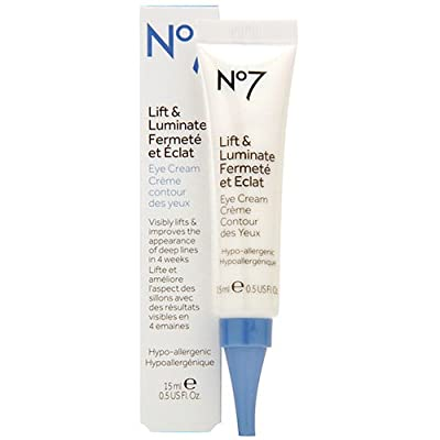 Best Cheap Deal for Boots No7 Lift and Luminate Eye Cream, 0.5 oz/15 ml from Boots - Free 2 Day Shipping Available