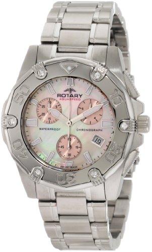 Rotary Ladies Aquaspeed Chronograph Bracelet ALB90033-C-07