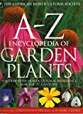 The American Horticultural Society A0z Encyclopedia of Garden Plants (0756649153) by Christopher Brickell