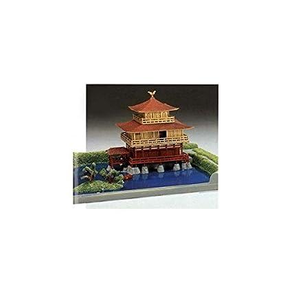 1/200 Rokuon-ji Temple Kinkaku (Plastic model) Doyusha JD2