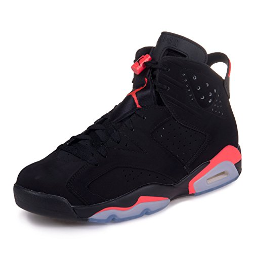 pictures of Air Jordan 6 Retro Infrared 384664 023 size 8.5
