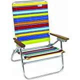 Rio Brands-Chairs SC602C-1013 Easy In - Easy Out Beach Chair