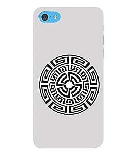 HiFi Designer Phone Back Case Cover Apple iPhone 6 Plus :: Apple iPhone 6+ ( Unique Art Tattoo )