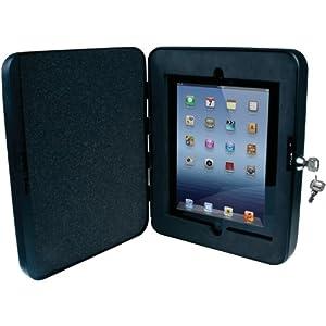CTA Digital Wall Mount Lock Box for iPad 2/4G and iPad Air Tablets (PAD-LBOX)
