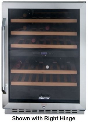 dacor-rnf241wcl-renaissance-series-46-bottle-1-zone-wine-cooler-with-dynamicclimate-mode-easyglide-r