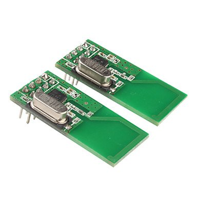 Zcl 2.4Ghz Nrf24L01+ Wireless Communication Module For Arduino (Green, 2 Pcs)