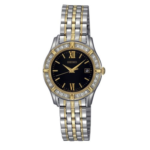 Seiko Dress Women's Quartz Watch SXDE52
