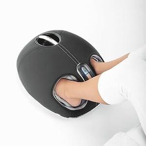 Shiatsu Foot Massager with Heat from Brookstone