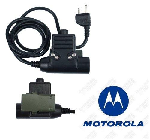 Z-Tactical Z113 U-94 Headset Ptt (Motorola Radio)