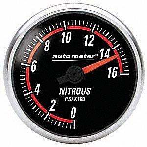 Auto Meter 6474 Nexus Full Sweep Electric Nitrous Pressure Gauge