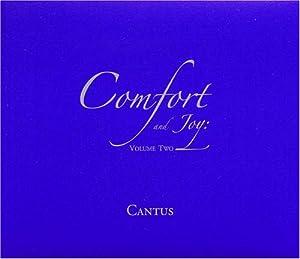Cantus, Various, Cantus Male Choir - Comfort & Joy: Volume ...