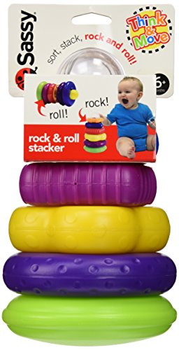 Sassy Rock and Roll Ring Stacker - 1
