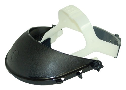 Kimberly-Clark A-F4000 Headgear With 8154 Clear Face Shield (Pack Of 12) front-969339