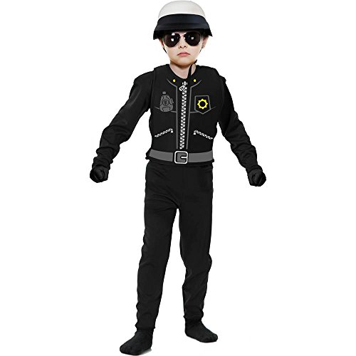 The Cop Kids Costume