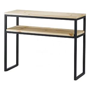 couleurs des alpes console 100 cm city. Black Bedroom Furniture Sets. Home Design Ideas