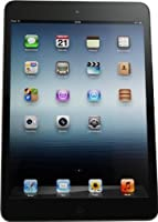 "Apple iPad mini Tablette tactile 7,9 "" (20,07 cm) Processeur Apple A5 1,0 GHz 16 Go WiFi Noir [Import Europe]"
