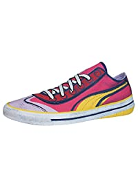 Puma 917 Lo Factory Womens Trainers / Shoes - Pink