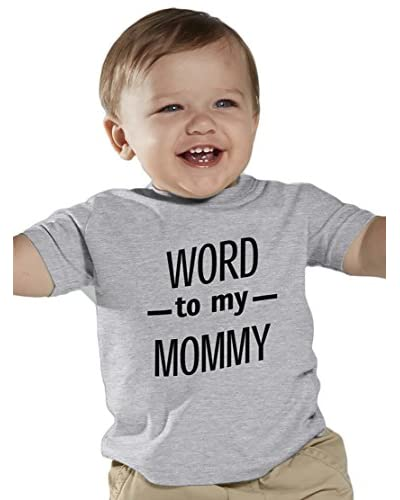Crazy Dogs Kid's Word To My Mommy Tee