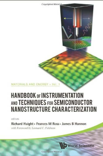 Handbook Of Instrumentation And Techniques For Semiconductor Nanostructure Characterization: Materials And Energy (World Scientific Series In Materials And Energy)