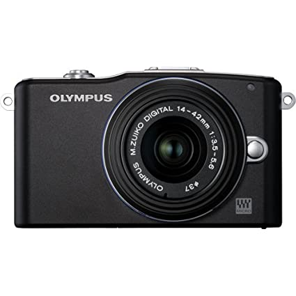 Olympus PEN Mini E-PM1 SLR with 14-42 mm Kit Lens