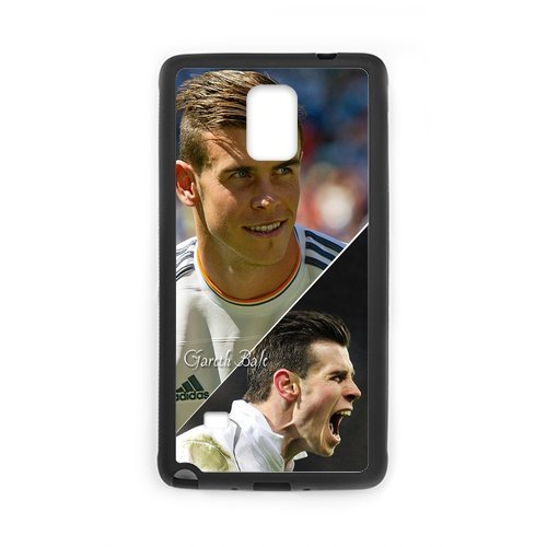 2015 New Football Player Gareth Bale Cool Pictures Design Hard Protective Back Cover Shell for SamSung Galaxy Note4 Phone (Chucky Doll For Sale Cheap)