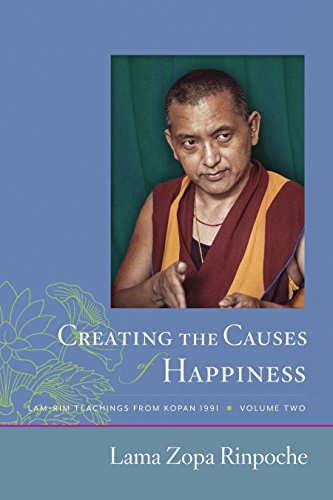 creating-the-causes-of-happiness-teachings-from-kopan-1991-book-2