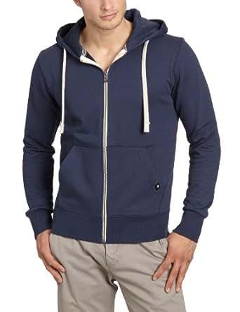 Jack & Jones - Pull - Homme - Bleu (Navy Blue) - FR : 50 ( Taille Fabricant : S)