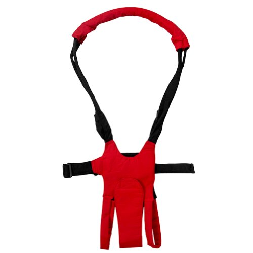 Locomo Baby Walker Wing Handheld Harness Two Way Vest Safety Strap Fba035Red front-744110