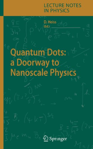 Quantum Dots: a Doorway to Nanoscale Physics (Lecture Notes in Physics)