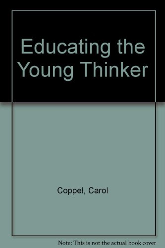 Educating The Young Thinker: Classroom Strategies For Cognitive Growth front-26277