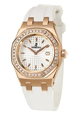 Audemars Piguet Lady Royal Oak Women's Quartz Watch 67621OR-ZZ-D010CA-01