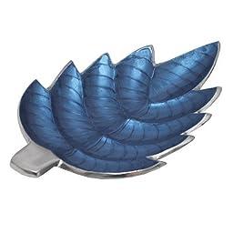 KINDWER Aluminum Maple Leaf Tray