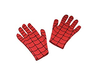 Spider-Man Comic Gloves