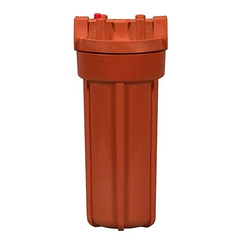 10 Inch Hot Water Filter High Temperature Housing