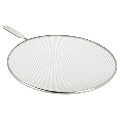 Metaltex - Coperchio Paraschizzi Da Cucina, In Alluminio, 33 Cm