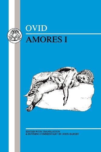 Ovid: Amores I (Bcp Latin Texts) (Bk. 1)