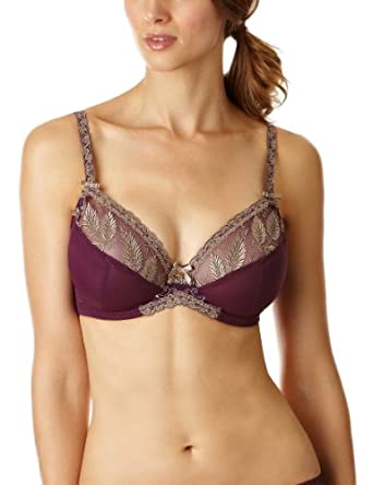 Charnos Sophia Full Cup Bra Berry Gold 32D