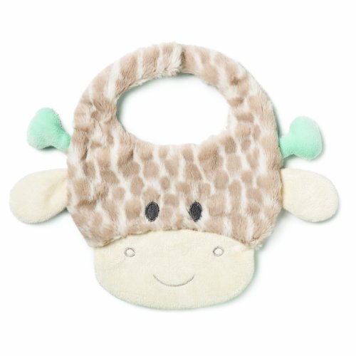 Nat and Jules Giraffe Bib, Colby