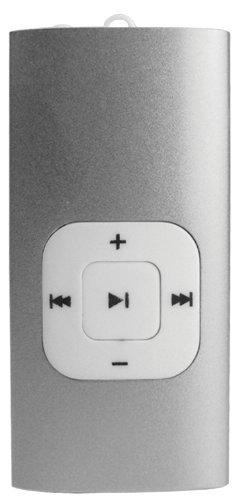 Sylvania 2 GB Clip MP3 Player (Silver)